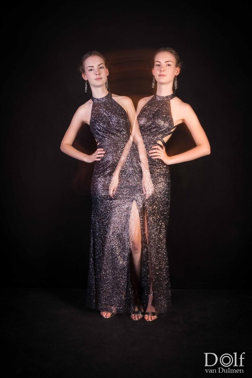 * GALA * 2 prachtige jonge dames in hun fantastische gala outfit! Dank je wel Romy Spies en Lucie Rozendaal.